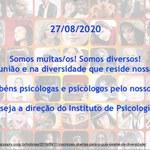 27 de Agosto - Dia d@ Psicólog@
