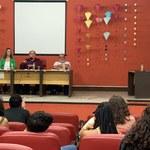 Defesa Pública de Memorial Descritivo para Professor Titular - Profa. Dra. Maria Auxiliadora Teixeira Ribeiro